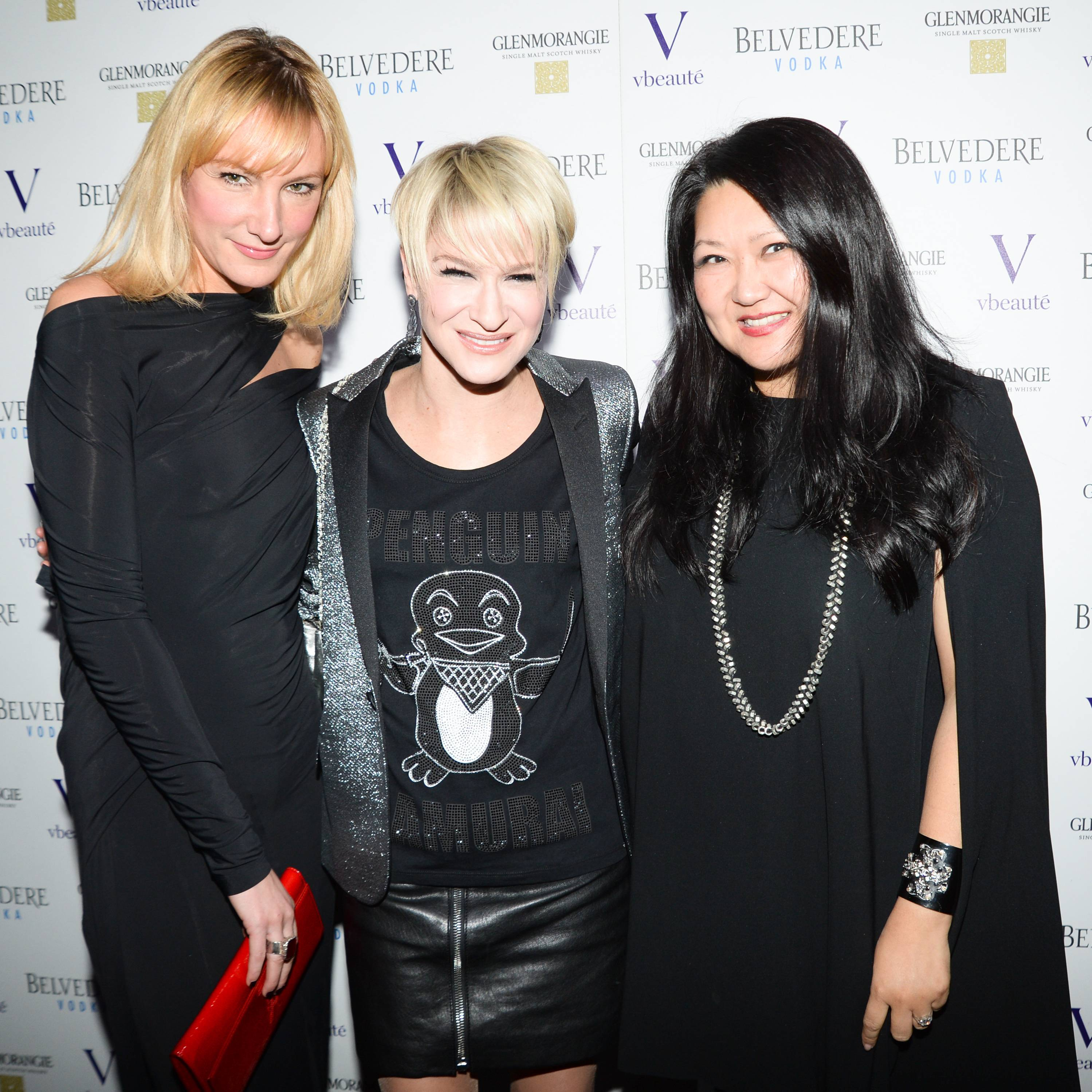 JULIE MACKLOWE and VBEAUTE's Joint Birthday Party