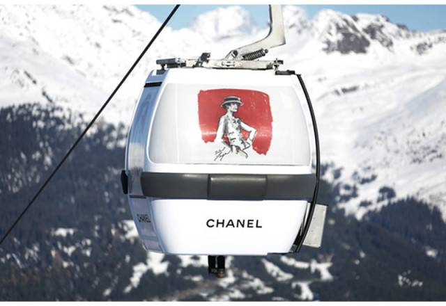 Karl-Lagerfeld-Ski-Cable-Cars