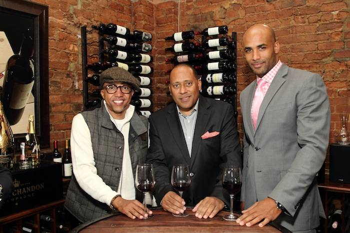 Frank Ski Kid's Foundation Wine Tasting and Live Auction – Hosted by Erika & Kevin Liles and Boris Kodjoe with a Special Performance by Stevie Wonder
