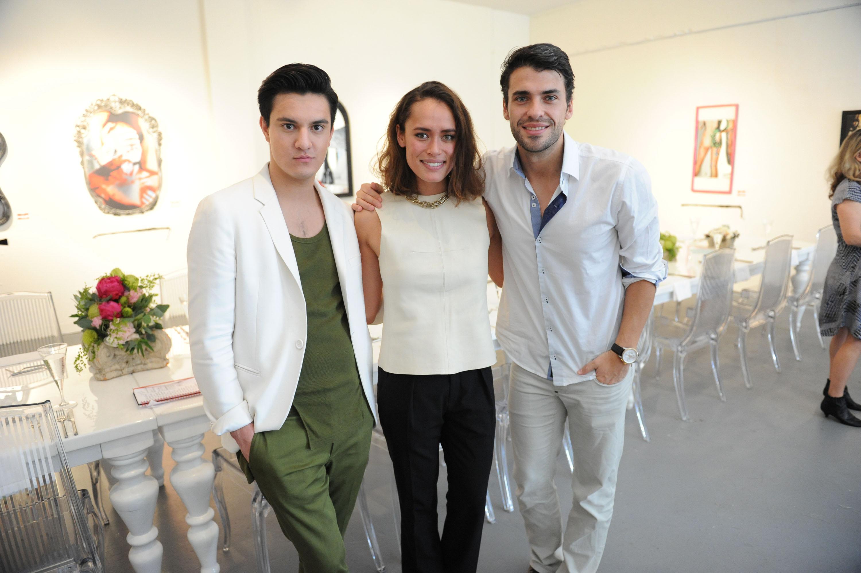Kevin Michael Barba, Mya Lan Dong, & Jorge Viladoms