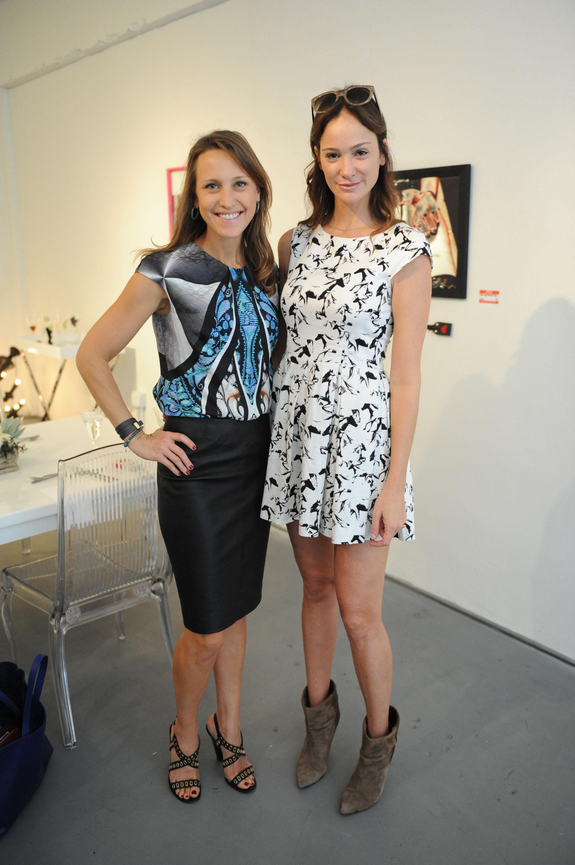 Kinga Lampert & Ines Rivero