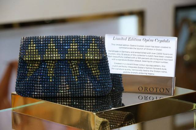 Limited Edition Opera Crystals