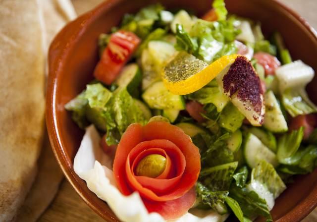 Massaad Fattoush Salad