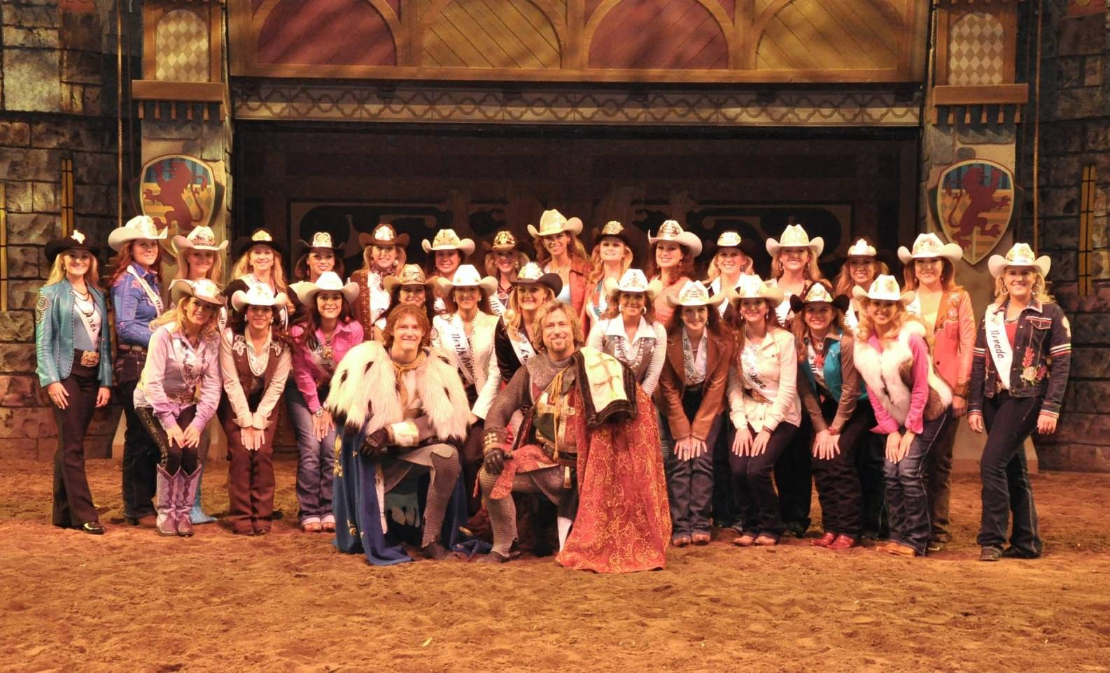 Miss Rodeo America 2014 Contestants at TOK 12.4.13_Low Res