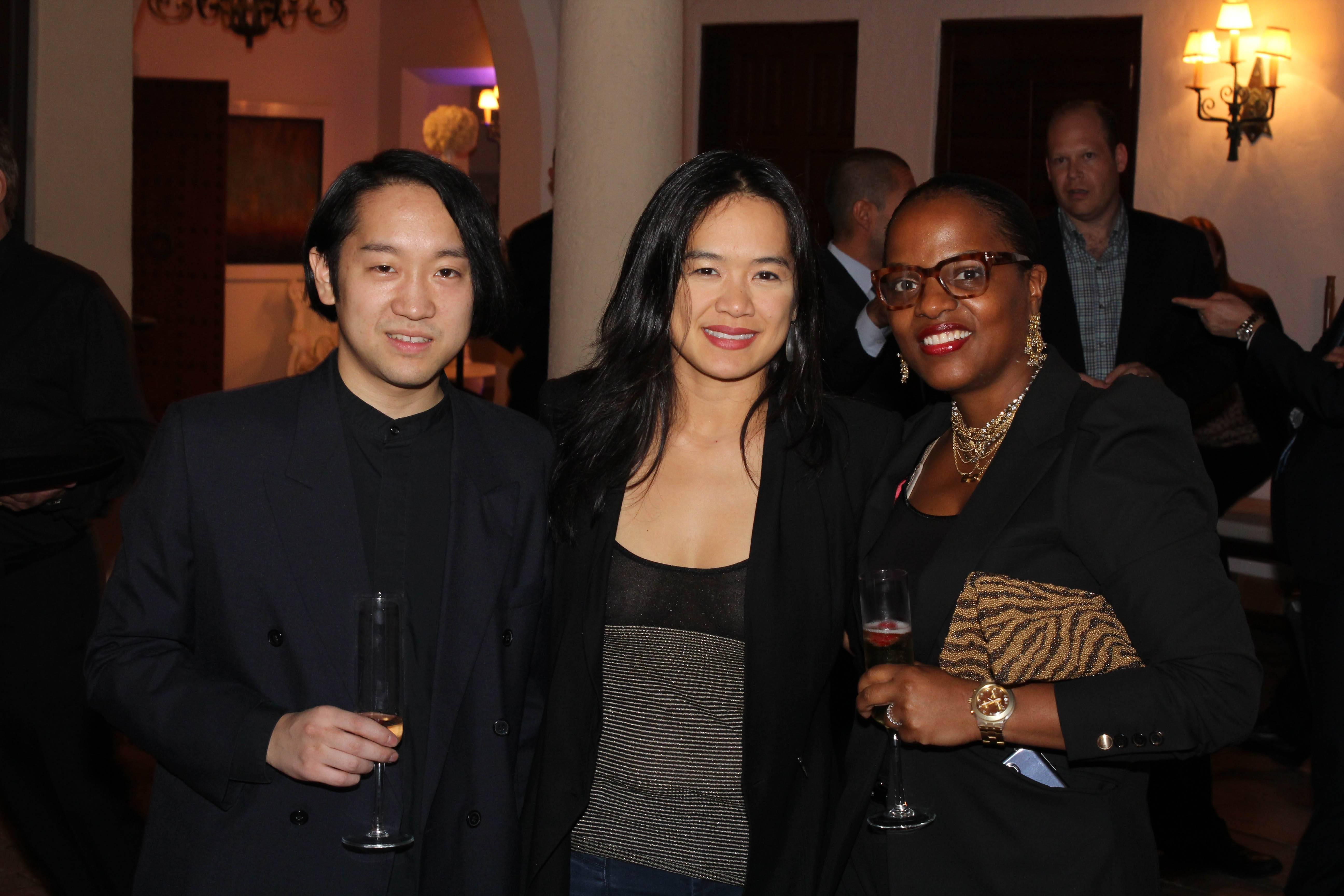 Motoki Asaoka, Julie Pham, Valerie Wilson