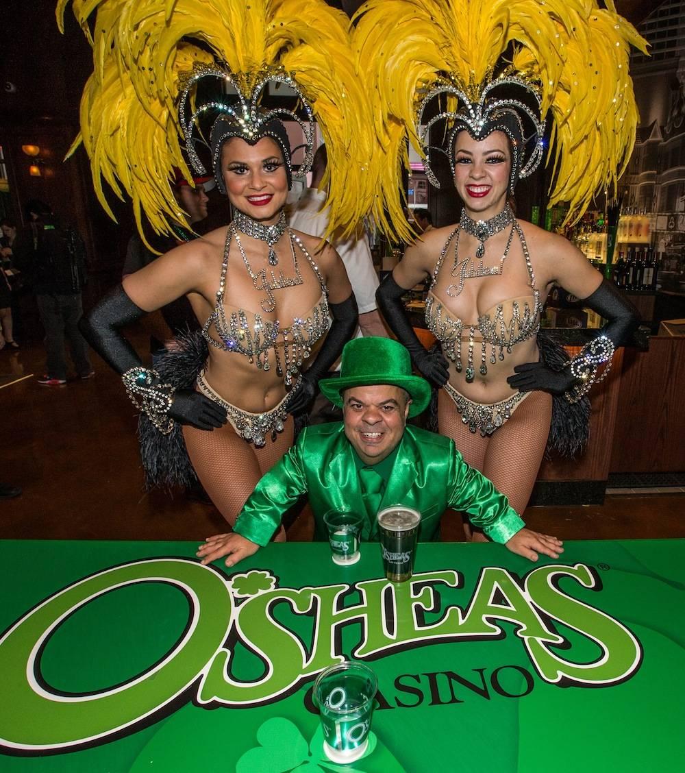 Mr. Lucky Jubilee Showgirls