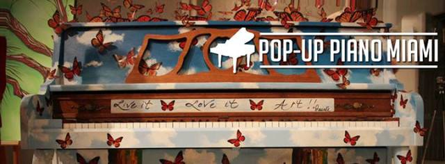 Pop-Up Piano Miami