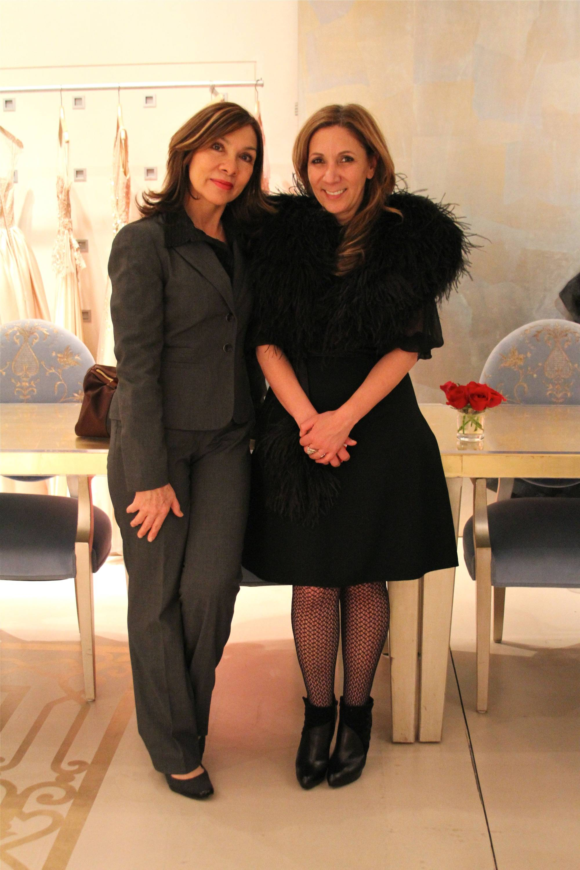REEM ACRA AND GUEST