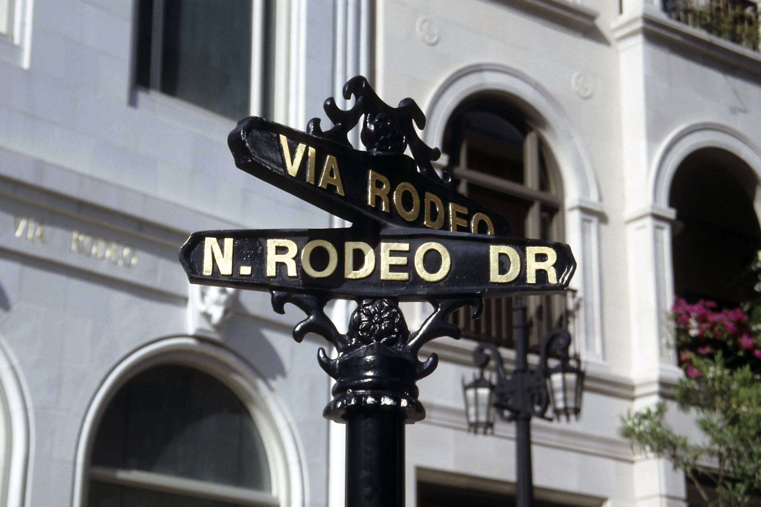 Image courtesy of Rodeo Drive, the City of Beverly Hills
