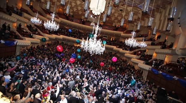 SF Symphony Ball