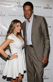 Scottie and Larsa