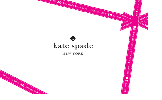 skip the shelves of perfume and chocolates in duty free and head to the kate spade holiday pop up shop in the jet blue terminal
