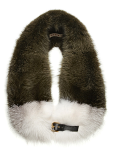 Fur stole, available at Nuages