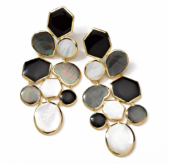 Ippolita earrings, from Meridian
