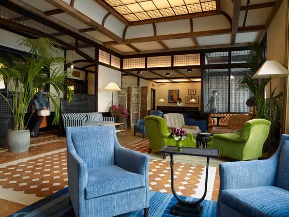 The Greenwich Hotel  www.thegreenwichhotel.com 377 Greenwich Street (212) 941-8900