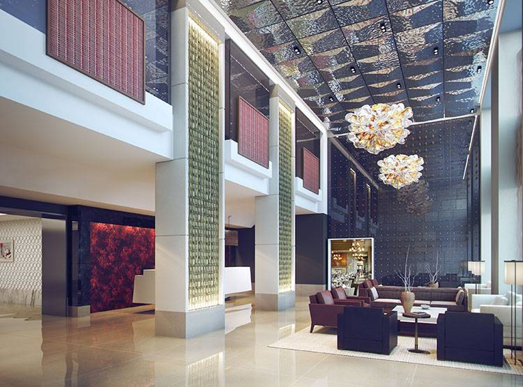 1 The Quin Hotel