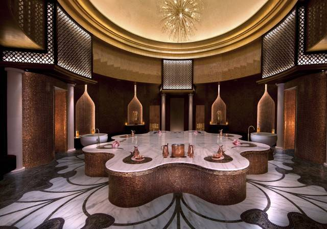 Traditional Turkish Hammam - Anantara Spa (1)