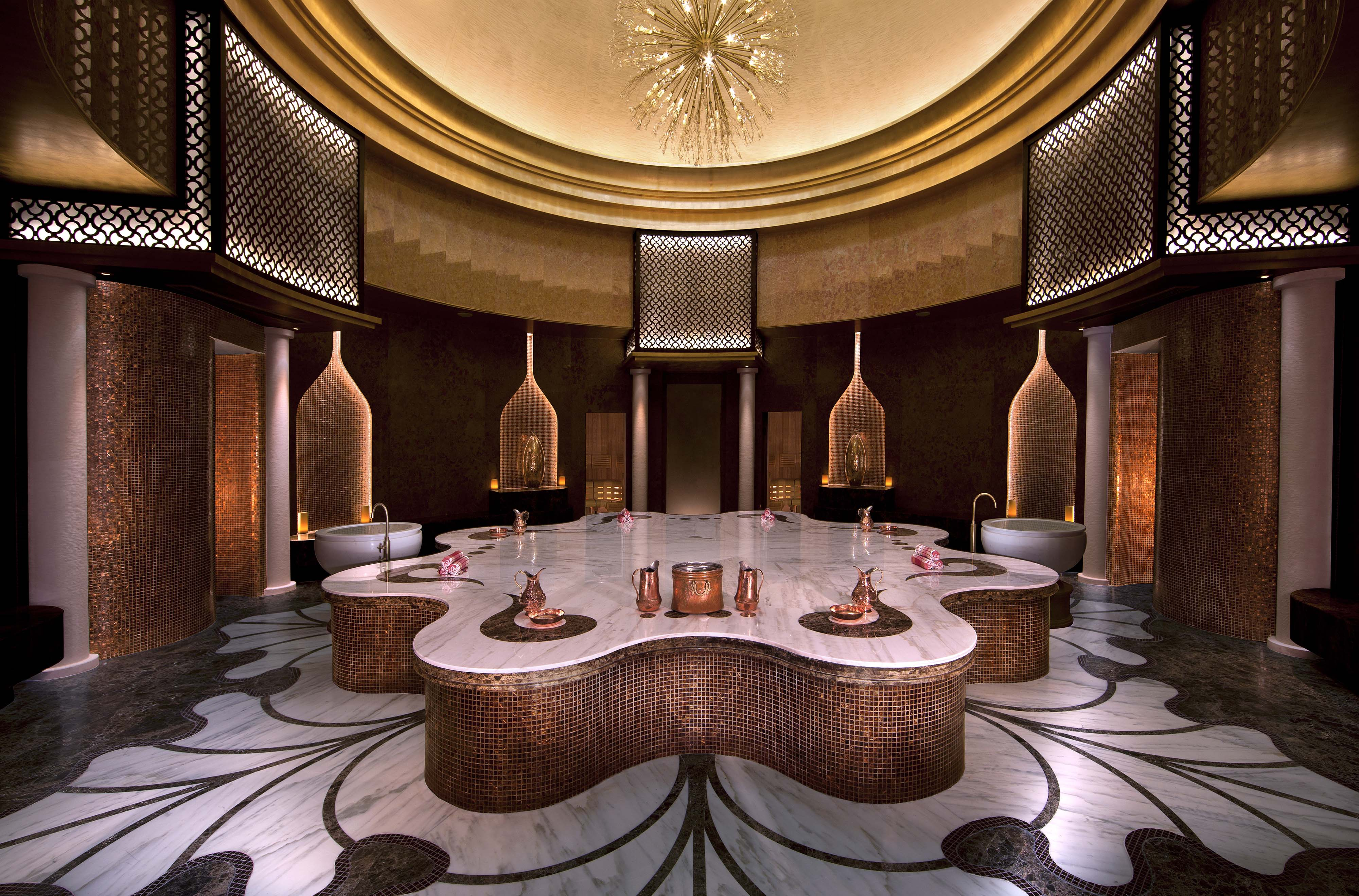 Traditional Turkish Hammam – Anantara Spa (1)