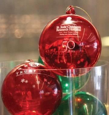 Trump Ornaments