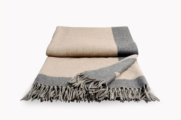 Wrap, available at Brunello Cucinelli