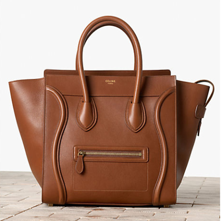 Celine bag, available at MAX