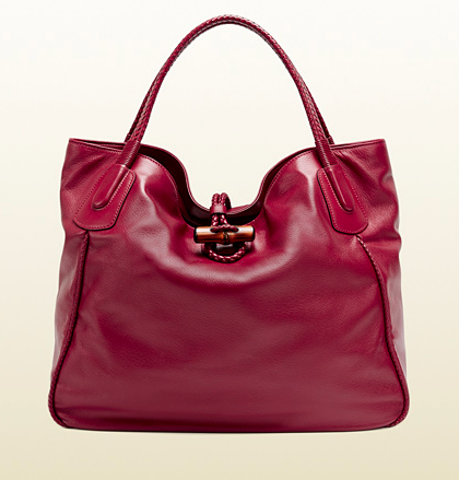 Bag, available at Gucci