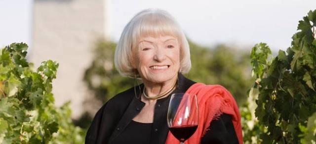 Margrit Mondavi   Source: http://www.constellationcsr.com/