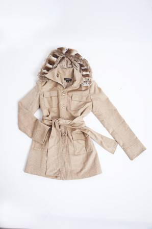 Safari jacket, available at The Gallerie
