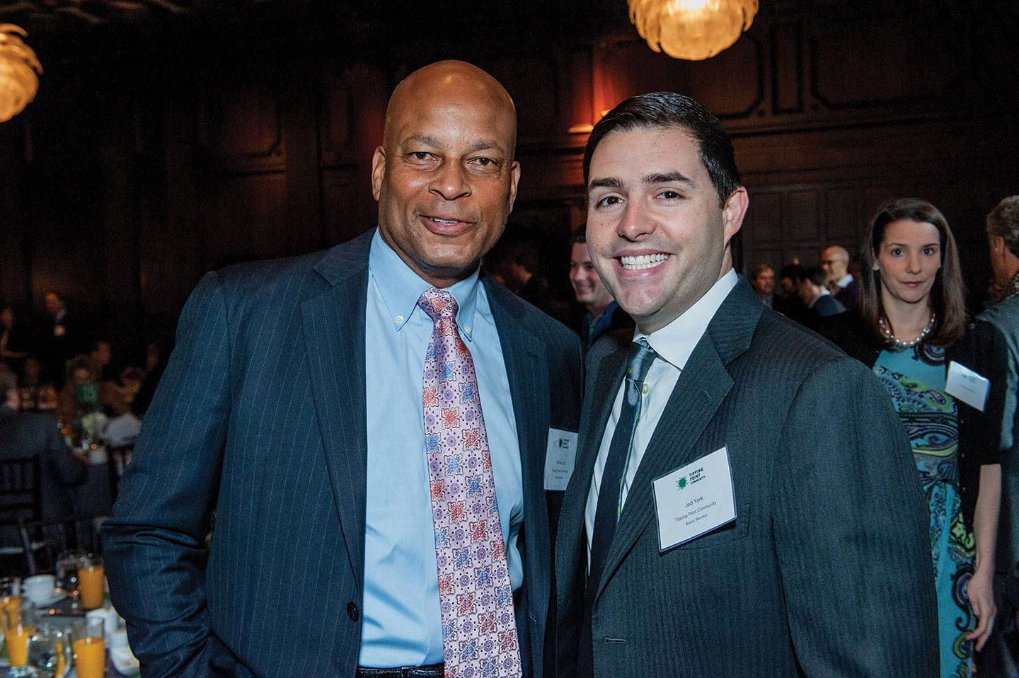 Ronnie Lott and Jed York