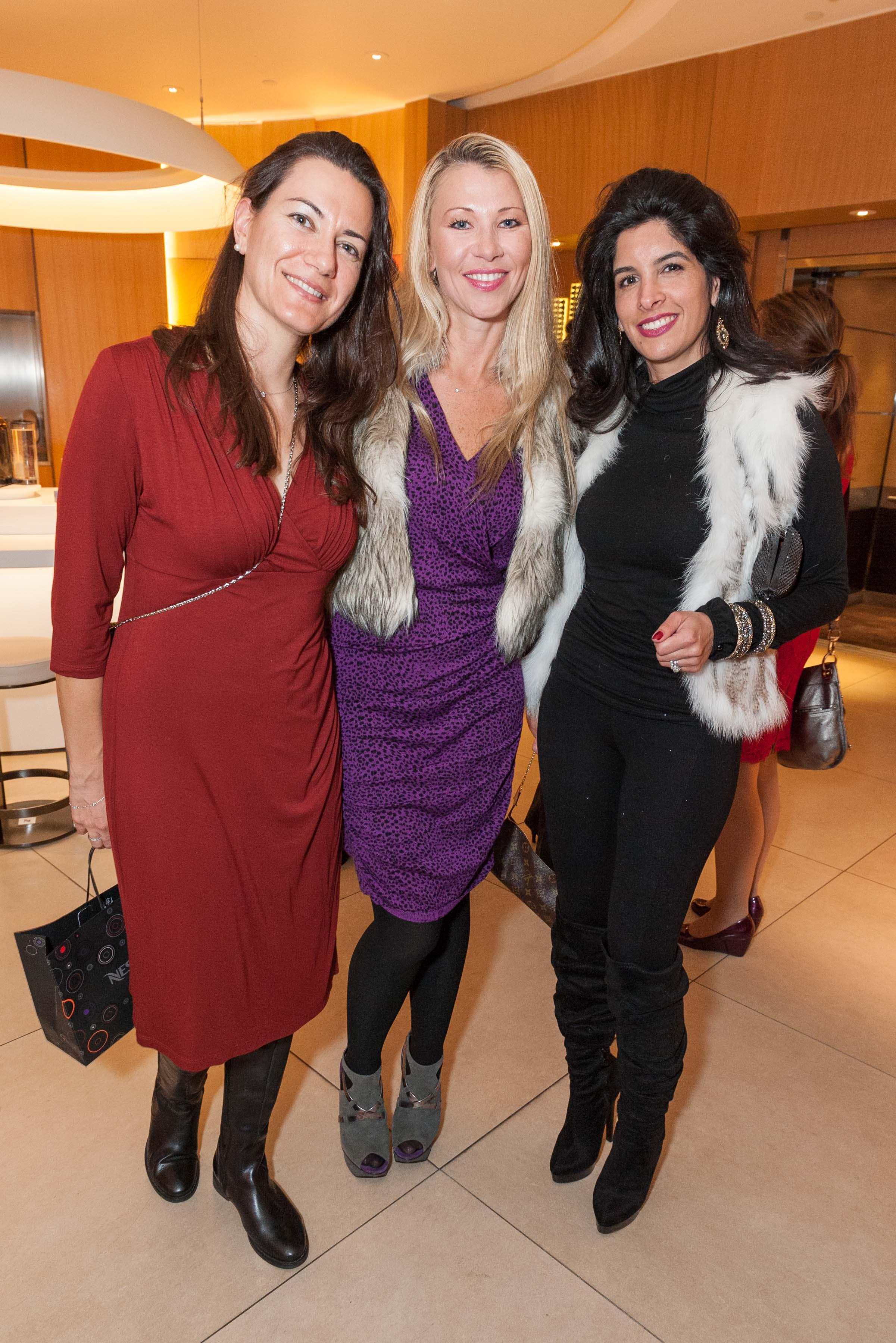 2014 San Francisco Ballet ENCORE! Gala Kick-Off Party