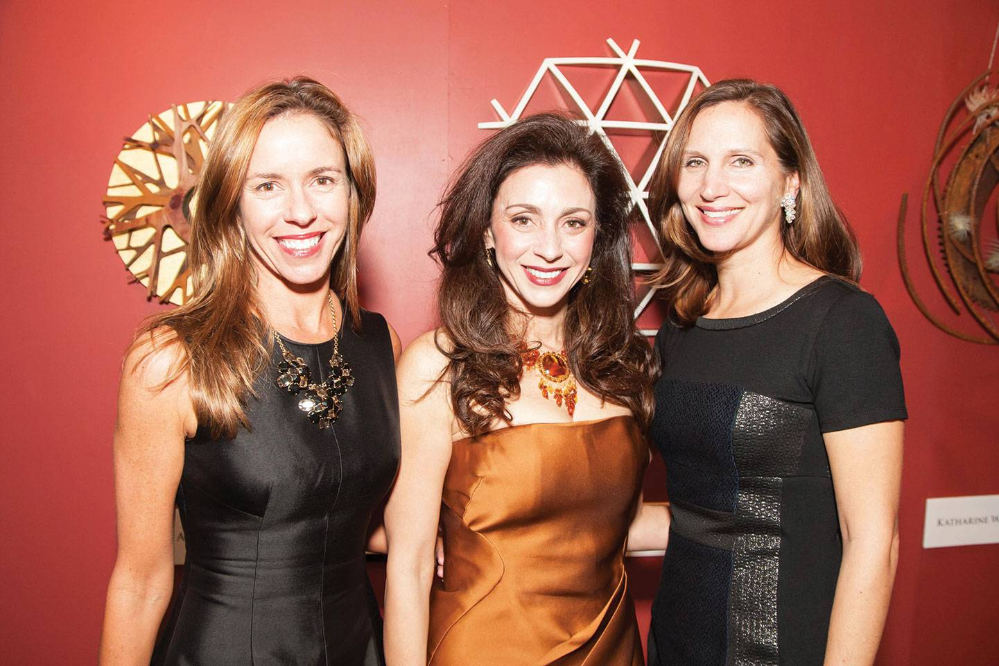 Stephanie Plexico, Maryam Muduroglu and Jessica Kaludis