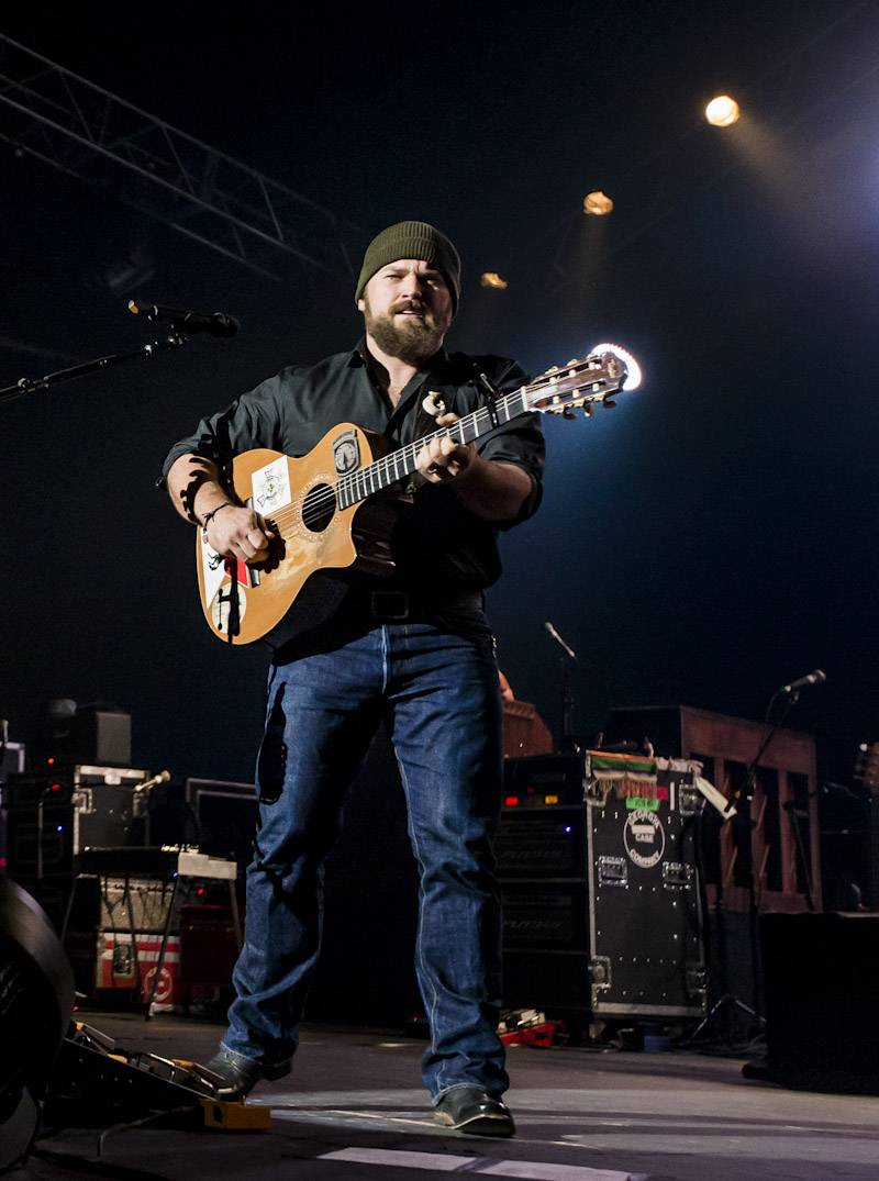 ZAC BROWN BAND at The Joint in Las Vegas, NV