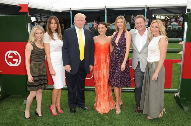 2014 Trump Invitational Grand Prix at Donald Trump's Palm Beach Estate