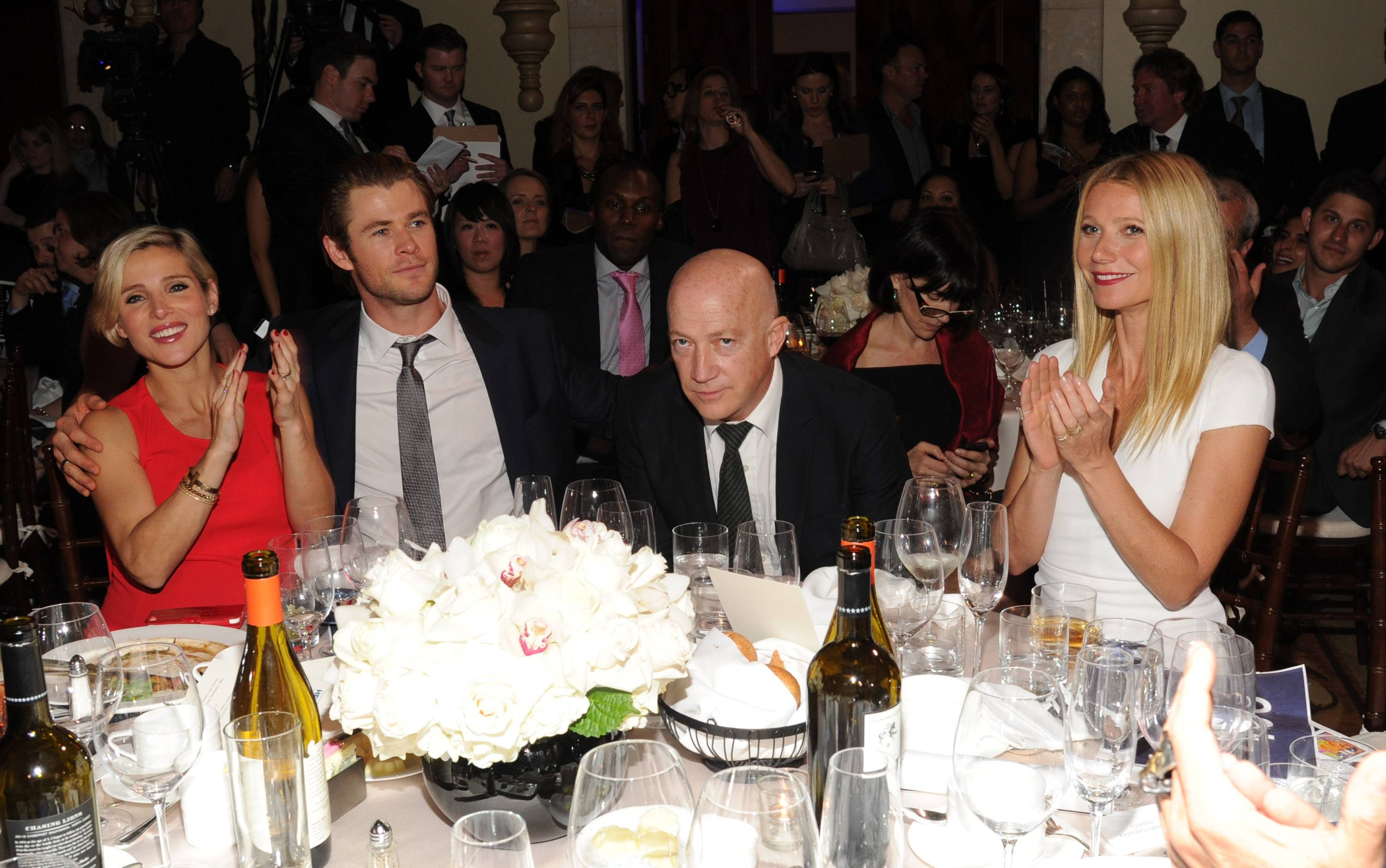 3rd Annual Sean Penn & Friends HELP HAITI HOME Gala Benefiting J/P HRO Presented By Giorgio Armani - Inside