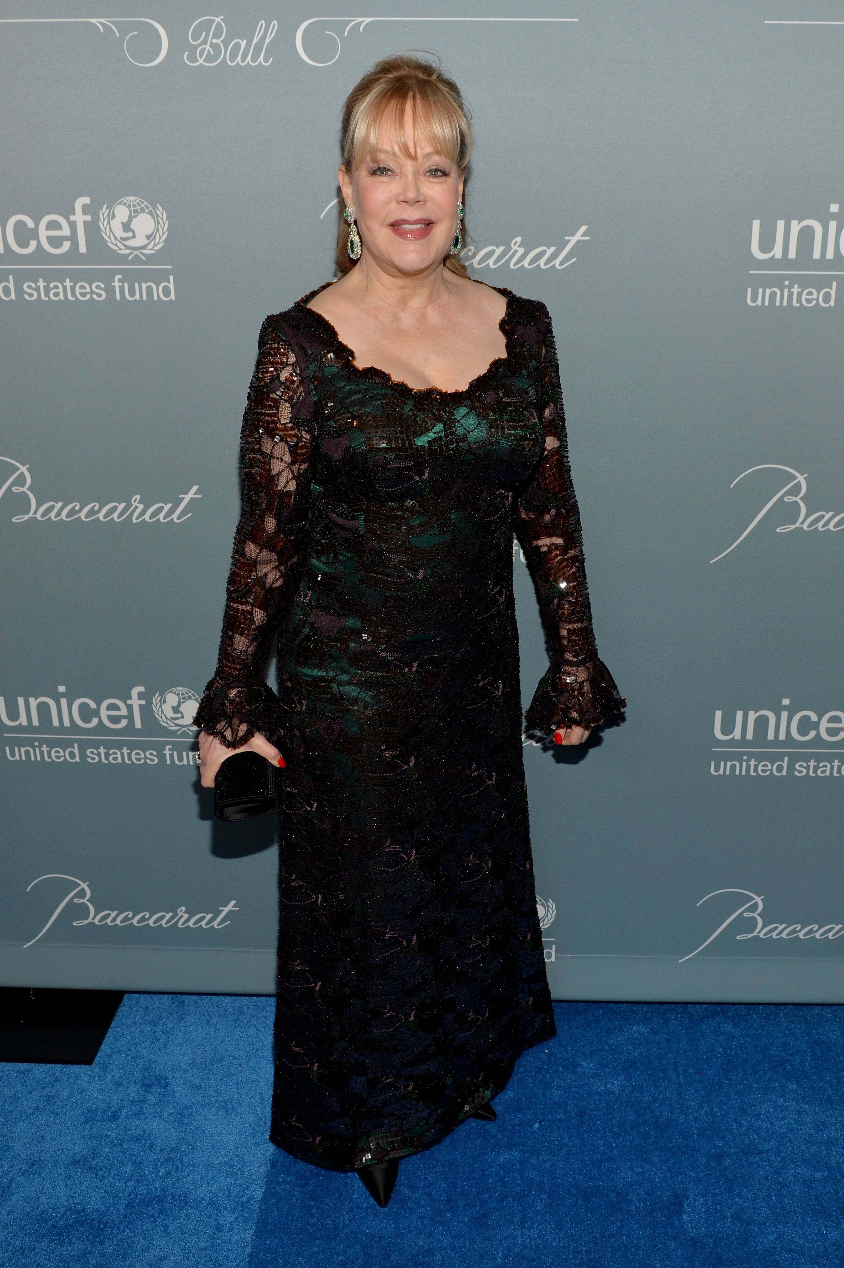 The 2014 UNICEF Ball Presented By Baccarat - Red Carpet