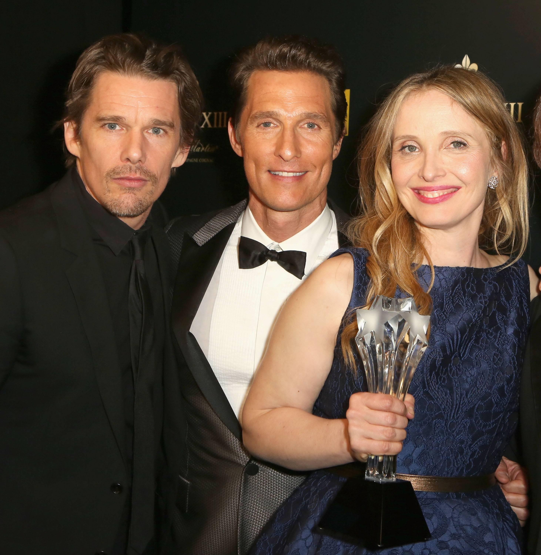 19th Annual Critics' Choice Movie Awards – Critics' Choice LOUIS XIII Genius Award