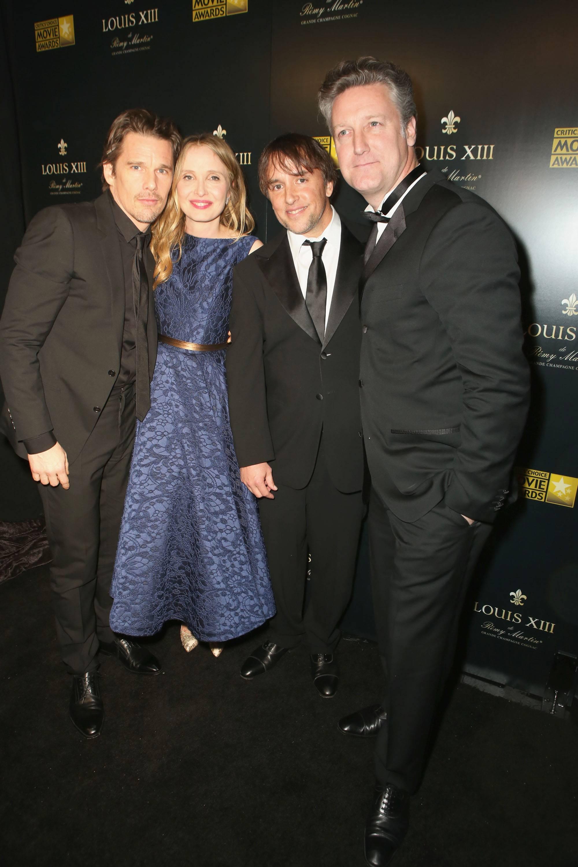 19th Annual Critics' Choice Movie Awards - Critics' Choice LOUIS XIII Genius Award
