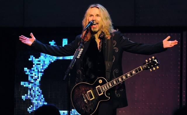 Styx performs at the Pearl of the Palms. Photos: David Becker/WireImage