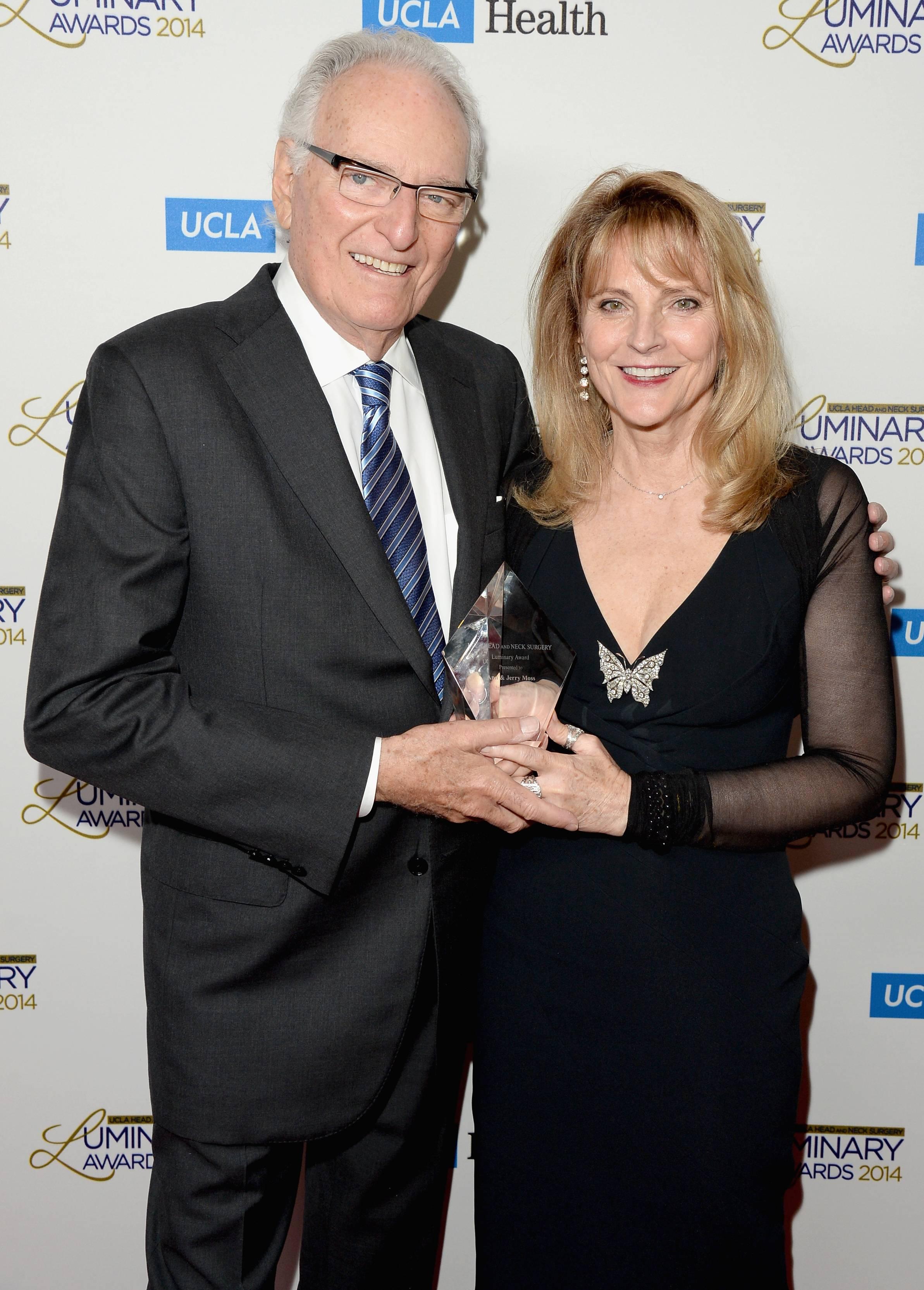 UCLA Head And Neck Surgery Luminary Awards - Red Carpet