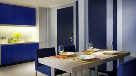 ABU Suite Dinning areaLR