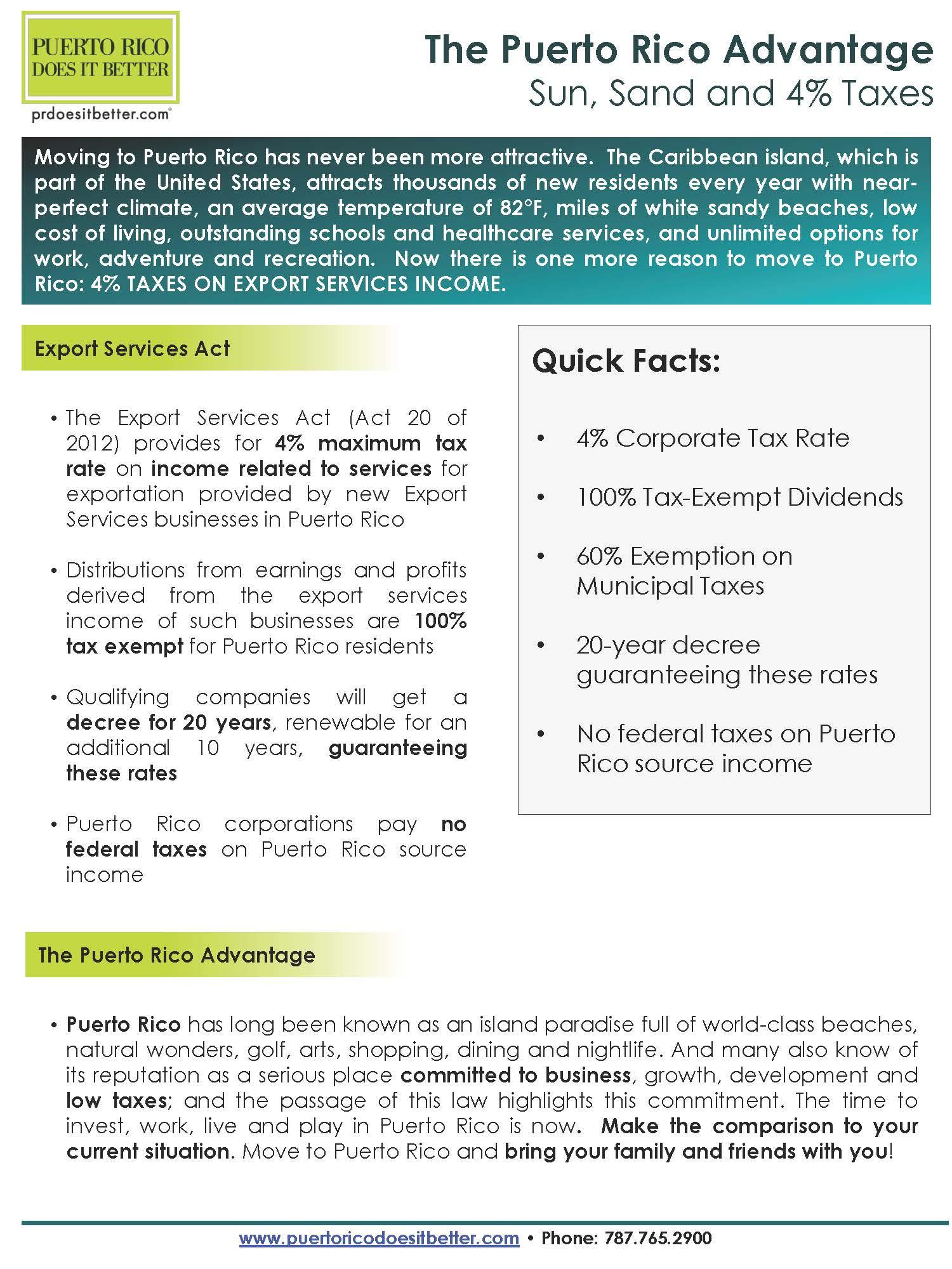 Act 20 - Fact Sheet