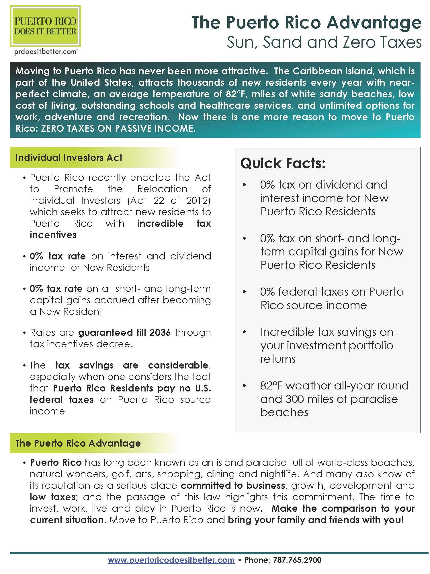 Act 22 - Fact Sheet
