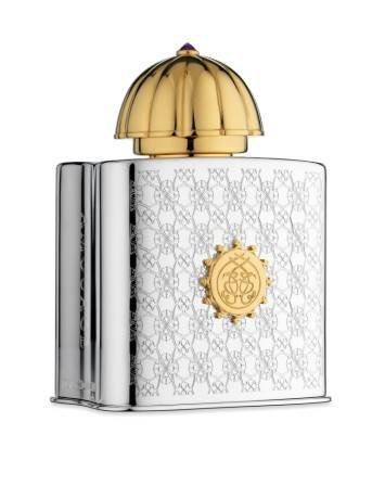 Amouage Silver Flask for Woman