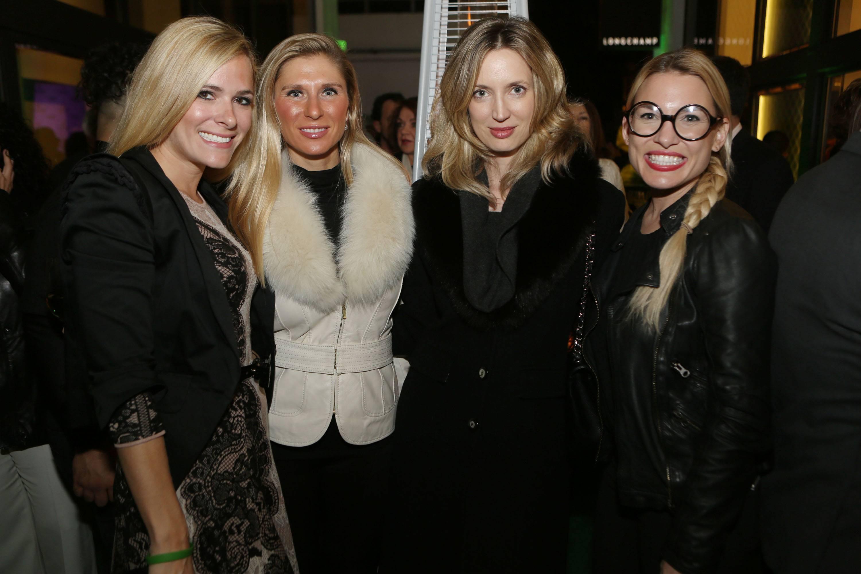 Jessica Anderson, JaDee Guidice, Hadley Henriette, & Jennifer Temen
