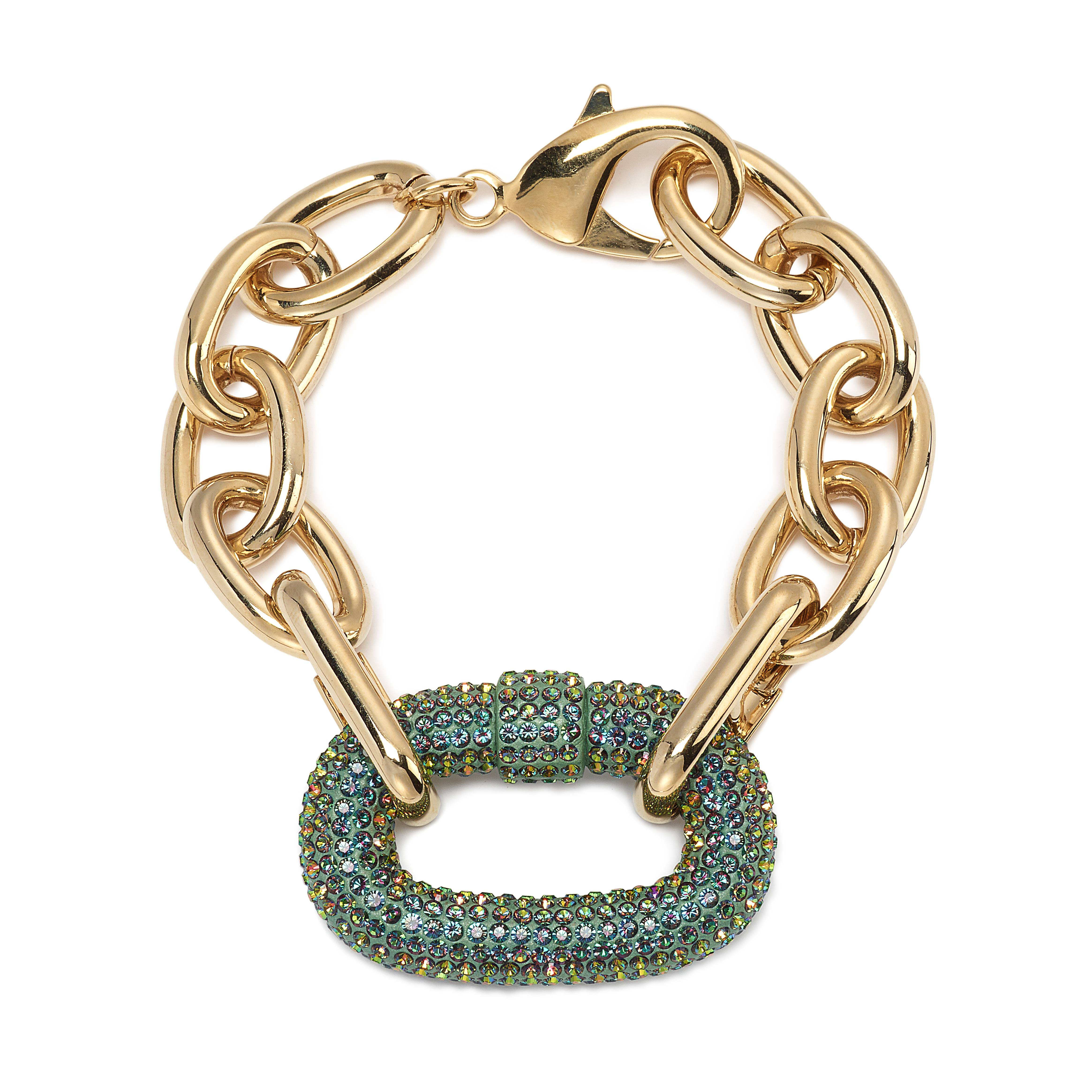 Atelier Swarovski by JC Obando - Vitrail Medium, Glen Bracelet