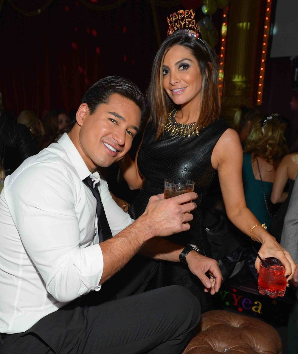 New Year's Eve 2014 Celebration At Beacher's Madhouse At MGM Grand Hotel & Casino