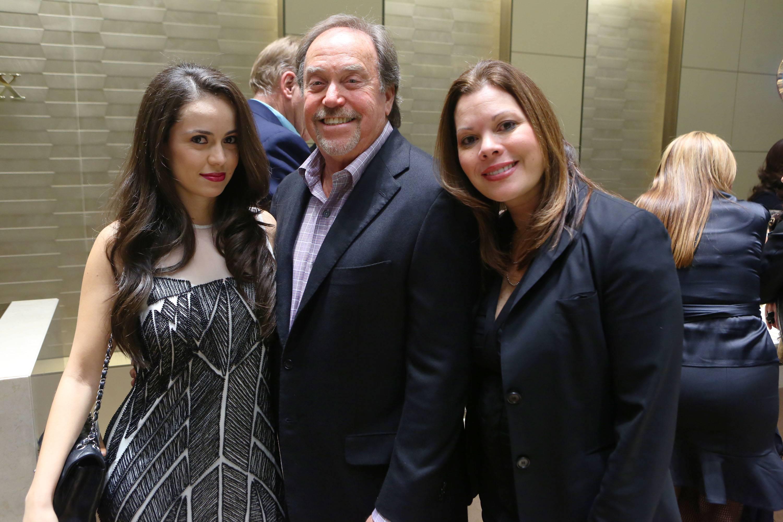 Isabel Castro, Jose Souto, & Aida Alvarez