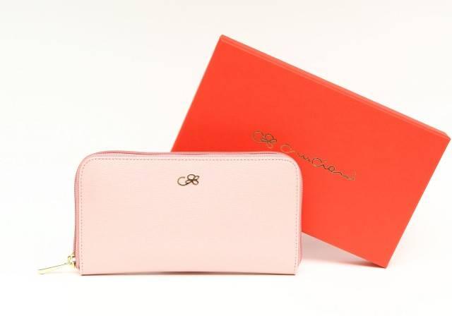 Cruciani C - pink wallet  box 2