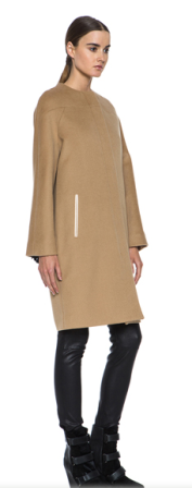 Derek Lam coat, available at The Gallerie