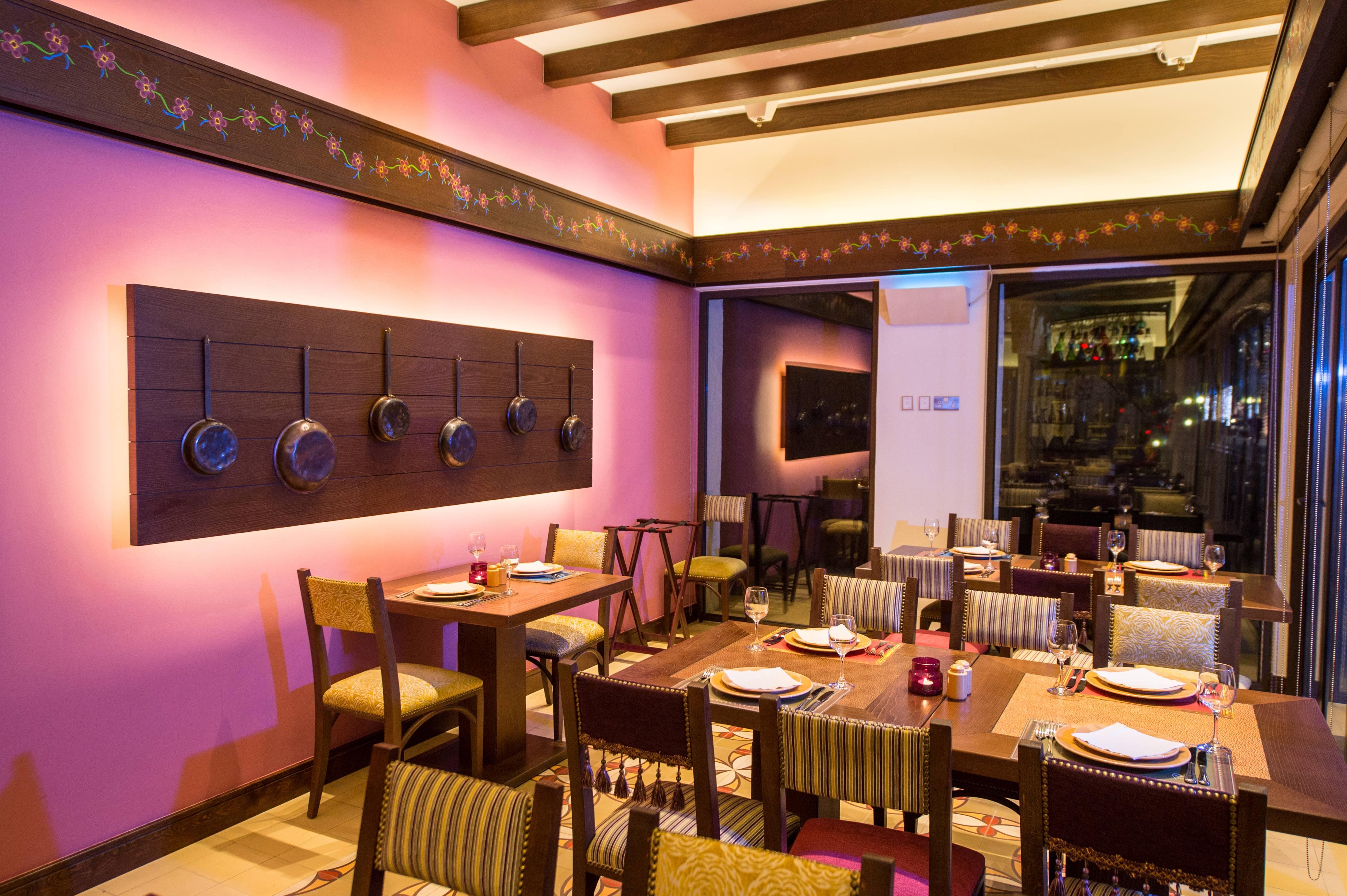 Armenian restaurant mayrig opens in dubai haute living for Armenian cuisine aline kamakian